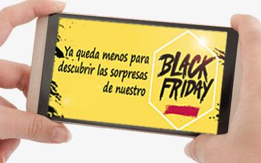 ¡Los mejores descuentos y ofertas del Black Friday en nuestra tienda online!