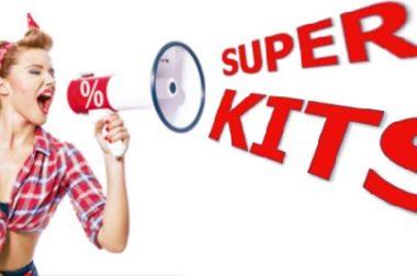 ¡No te pierdas nuestros Kits de Ofertas!