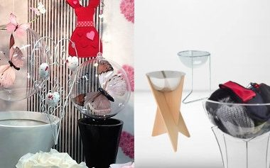 Esferas para decorar y Semiesferas para exponer productos